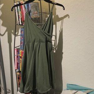 Skater skirt style dress (Forever 21)